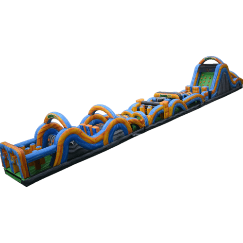 Radical Run Obstacle Course Rental